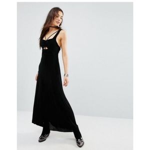 Free people Hypnotized Knit Dress Jersey